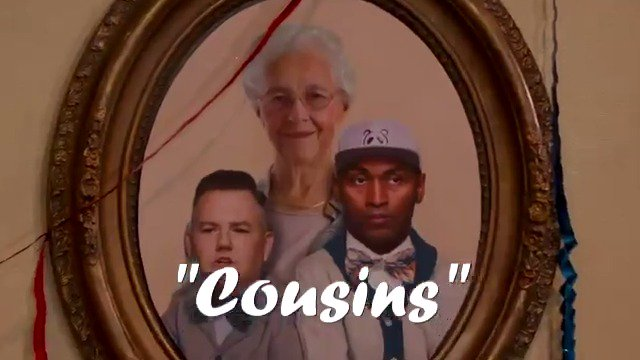 """Grab some 🍿 and watch the premiere of """"Cousins,"""" starring #BBCeleb's very own @helloross and @MettaWorldPeace!"""