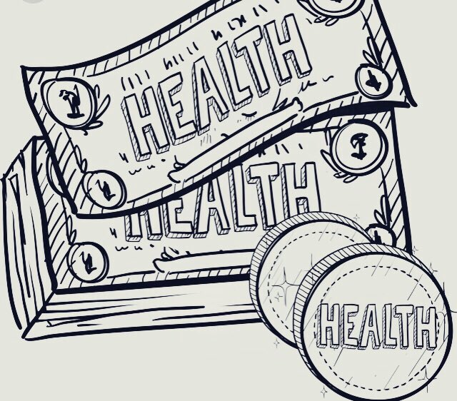 Our greatest asset is our health. Money puts bread on the table but is only a resource. #values #weekendwisdom