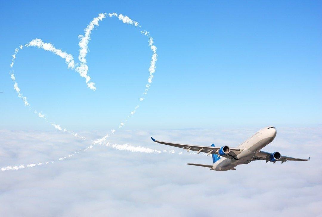 Картинка удачного тебе полета