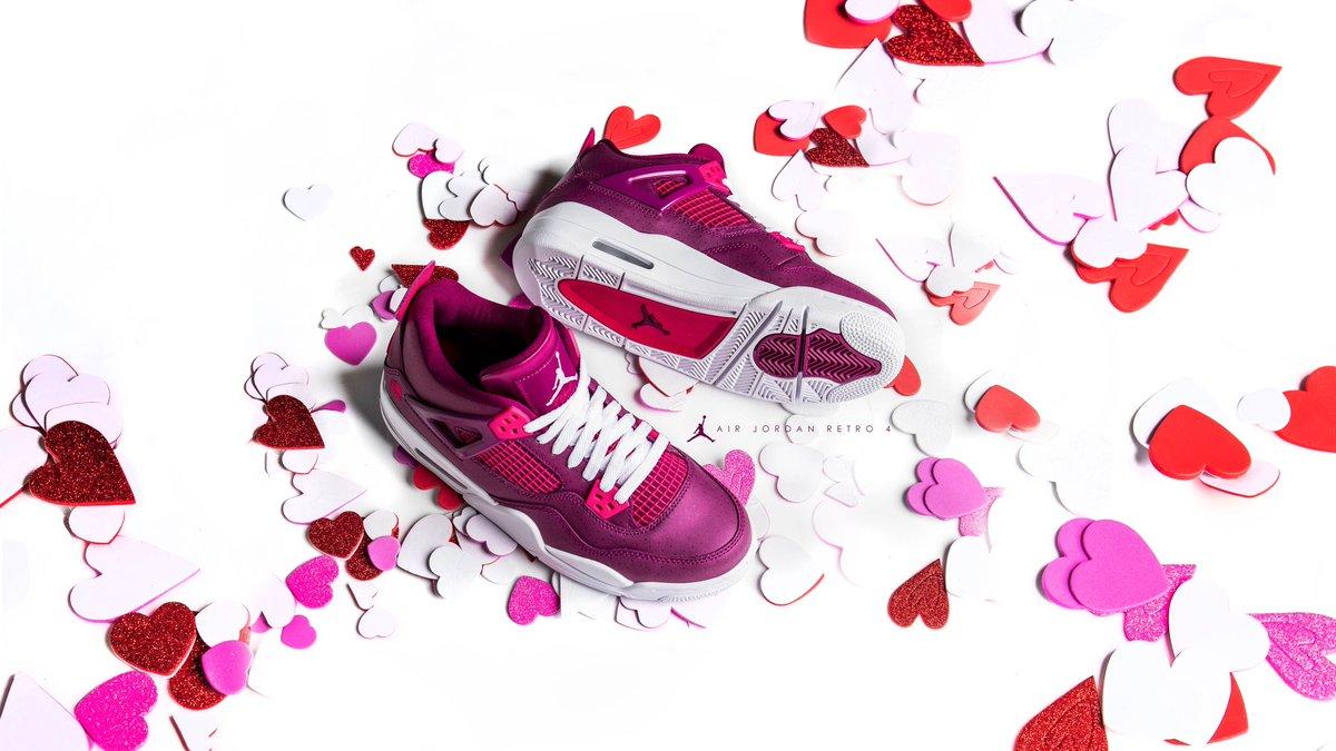 68046a3e3f9f Air jordan retro 4 true berry grade school lifestyle shoe (true berry rush  pink white) free shipping - scoopnest.com