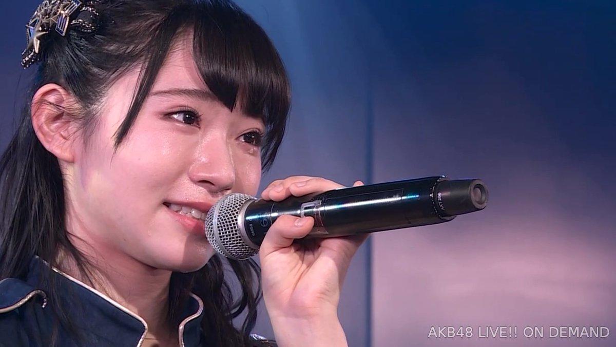 【予兆】山内瑞葵が公演で号泣き【予告】