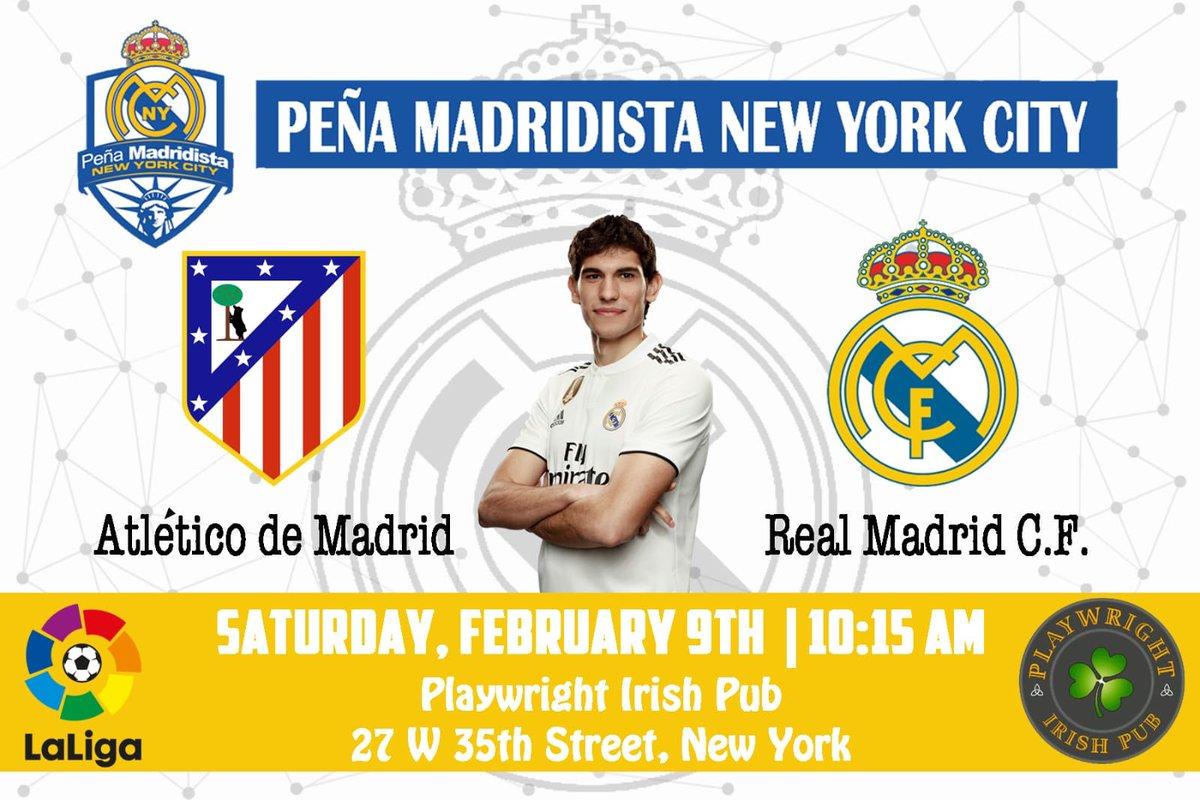 It's Derby Day! ¡Hala Madrid! 💜