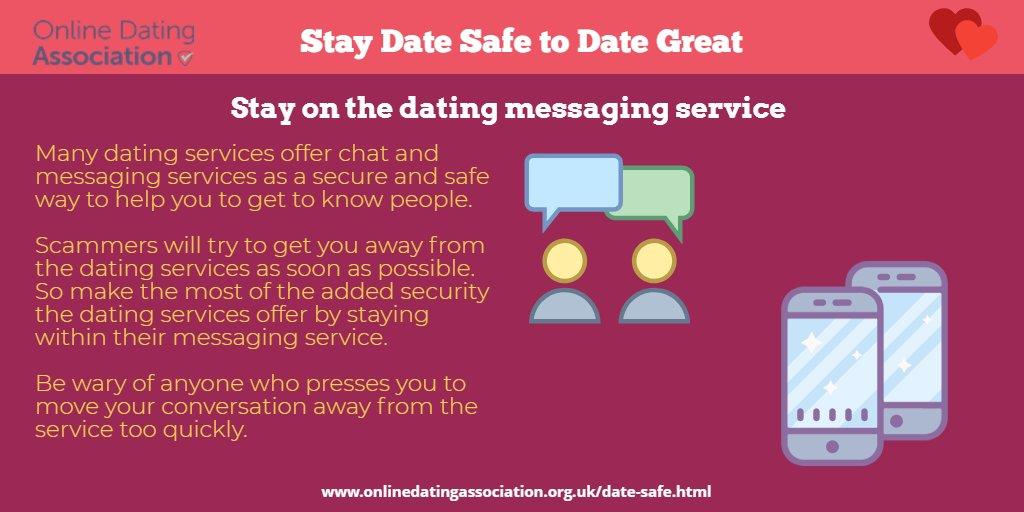 Säkerhet online dating service