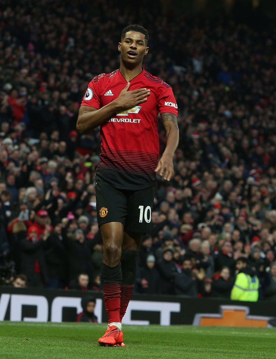 League goals scored by academy graduates this season:  1⃣ Man Utd: 20  2⃣ Arsenal: 3  3⃣ Chelsea: 3  4⃣ Liverpool: 1  5⃣ Man City: 0  Tradition. 🔴