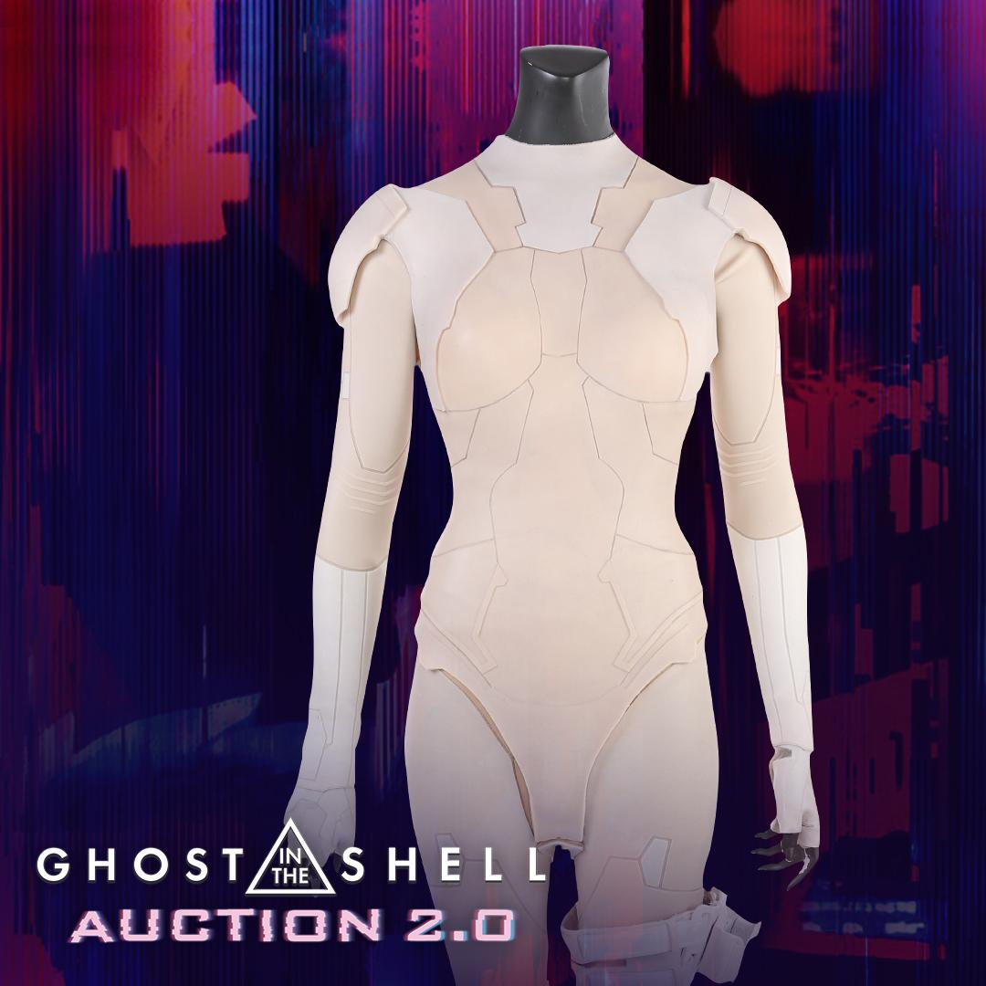 Ghost In The Shell Ghostinshell Twitter