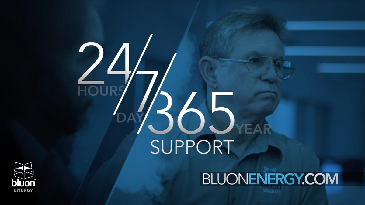 bluonenergy hashtag on Twitter