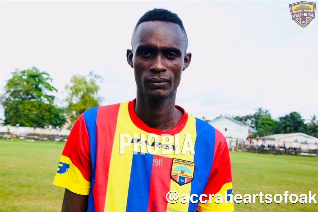 GPL duo eye move for former Hearts midfielder Camara Nguessan