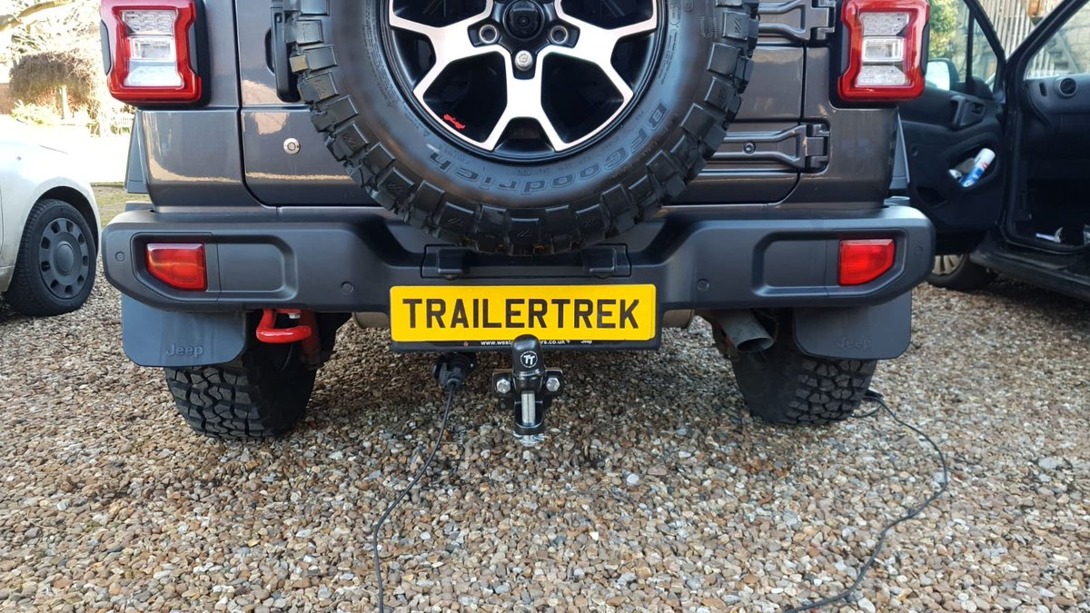 Trailertrek Towbars On Twitter Jeep Wrangler 2018 Fitted With A Towtrusttowbars Fixed Ball Pin Tow Bar Including 13pin Vsk Electrics Jeep Towbar Https T Co 4ar78f9zdc