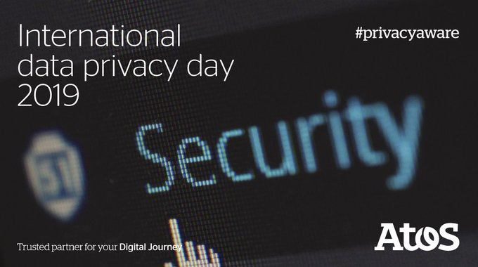 Today is #DataPrivacyDay! It is an opportunity for us to raise awareness about #DataProtection...