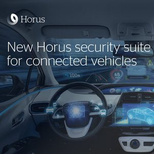 Launched during the #FIC2019, the Horus #cybersecurity suite secures connected vehicles...