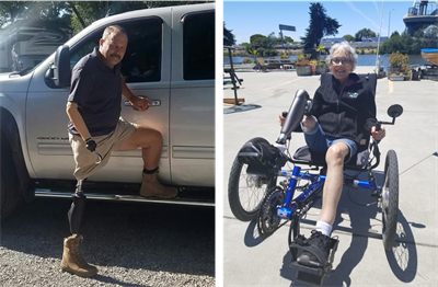 Come and meet Carol & Rick, limb loss patients now benefitting from Integrum's bone anchored implant system, at AAOS 2019  https://t.co/lAyepDLx0m