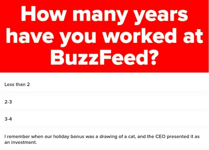 Not sure how long BuzzFeed will allow this quiz to stay up so please enjoy it while you can https://t.co/UNvbgK6PK4
