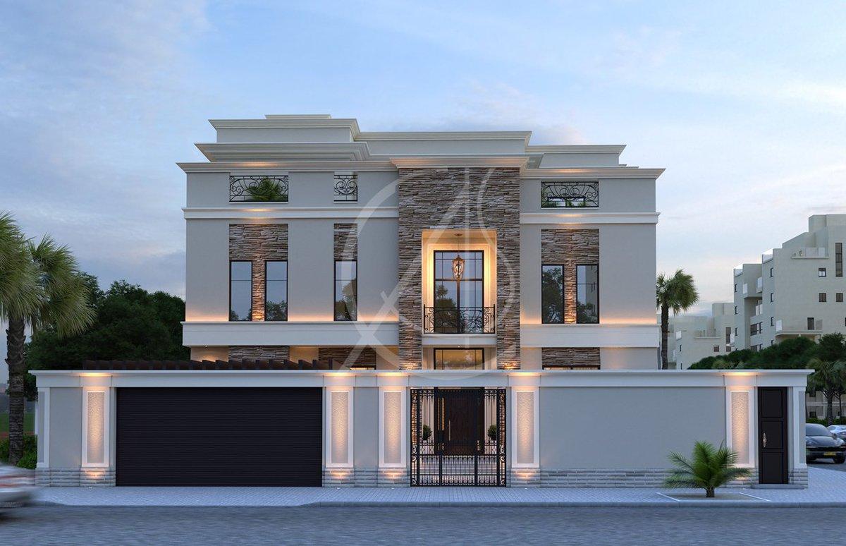 d826020f1 شاهد التصميم وأخبرنا رأيك في تعليق  https://comelite-arch.com/ar/portfolio/modern-classic-house-design/ …  #واجهة_جدة_البحرية #واجهات #تصميم_معماري ...