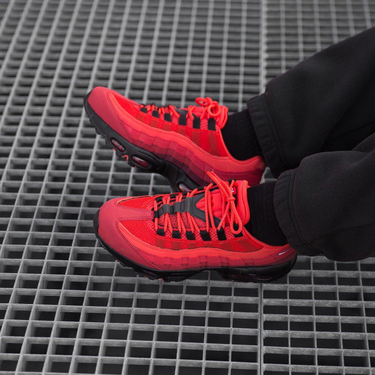 Nike Air Max 95 Og - Habanero Red