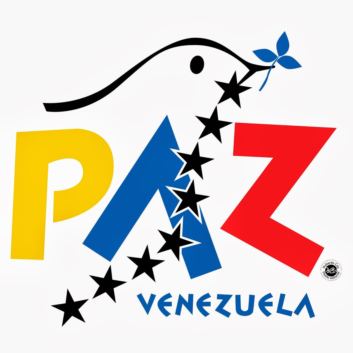 Resultado de imagen para Bandera Paz para Venezuela