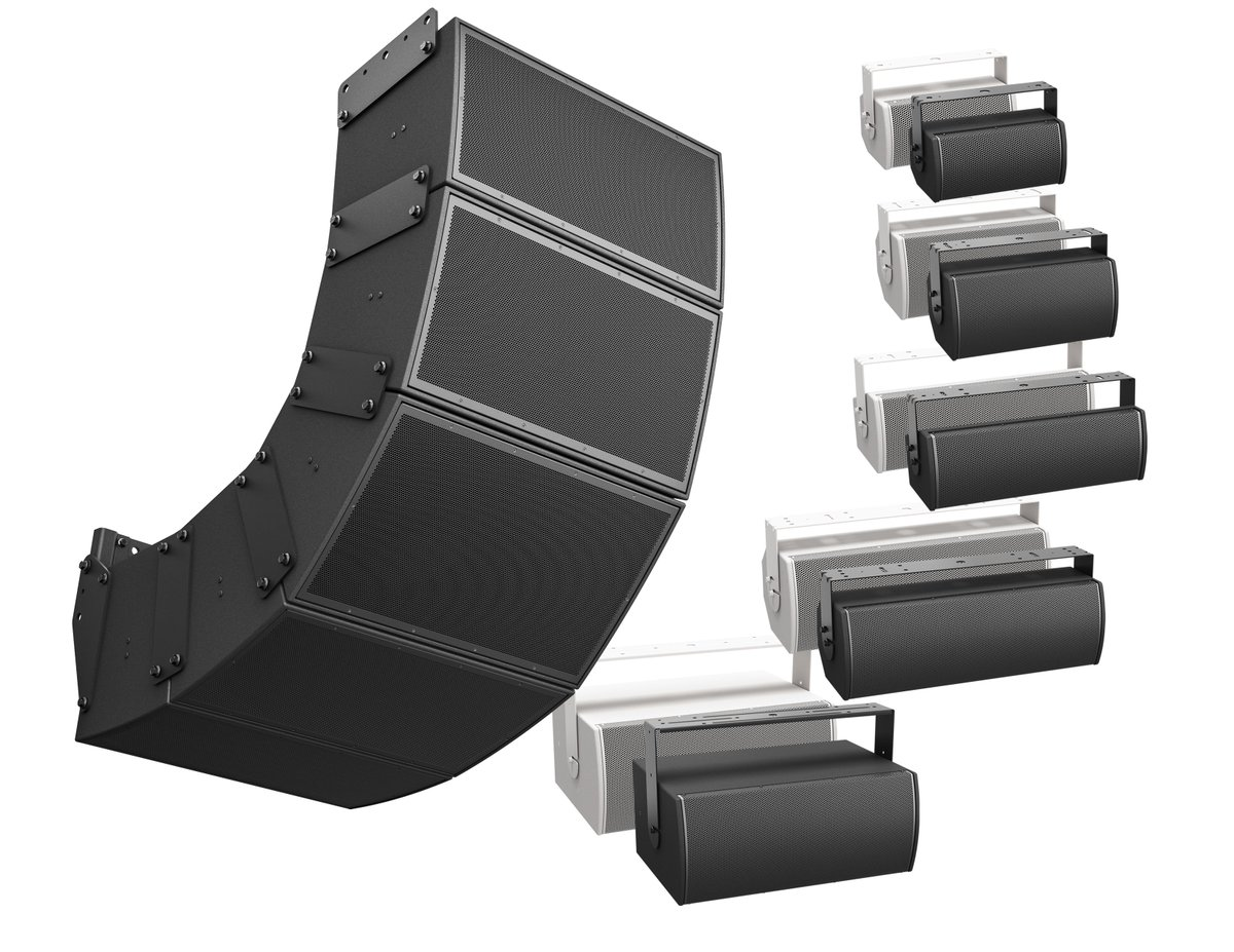 ab0d1120149 New loudspeakers bring improved sound quality