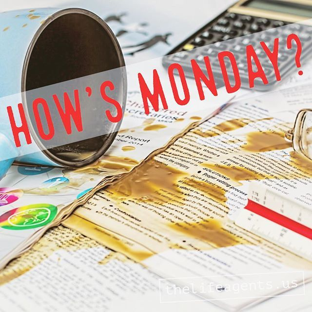 Wipe that up quick, all's not lost! http://www.thelifeagents.us #lookingforleaders #monday #thisgoodlife #thelifeagents #mondaymotivation #happymonday #grind #hustle #entrepreneur #money #ambition #significance #entrepreneurship #pin #tgim #coffeespill http://bit.ly/2DDu4N4