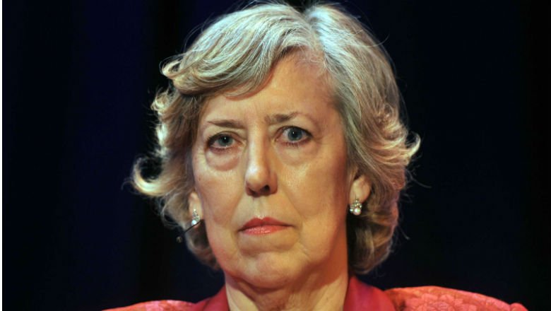 Former head of MI5, Eliza Manningham-Buller