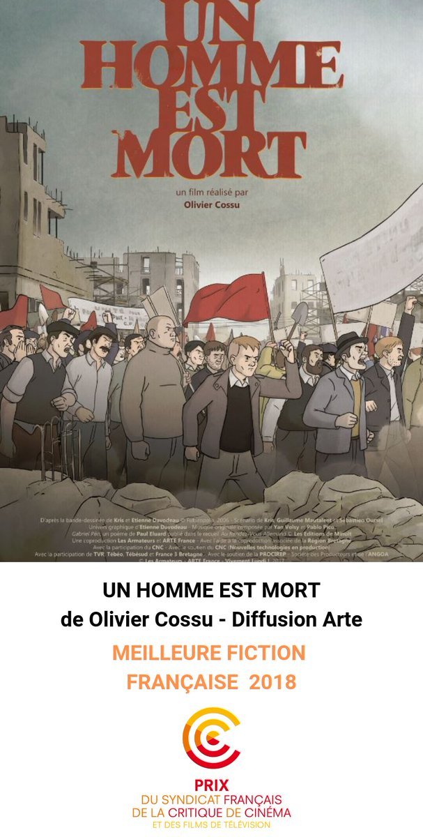 Sfccs Tweet Un Homme Est Mort De Olivier Cossu At Artefr