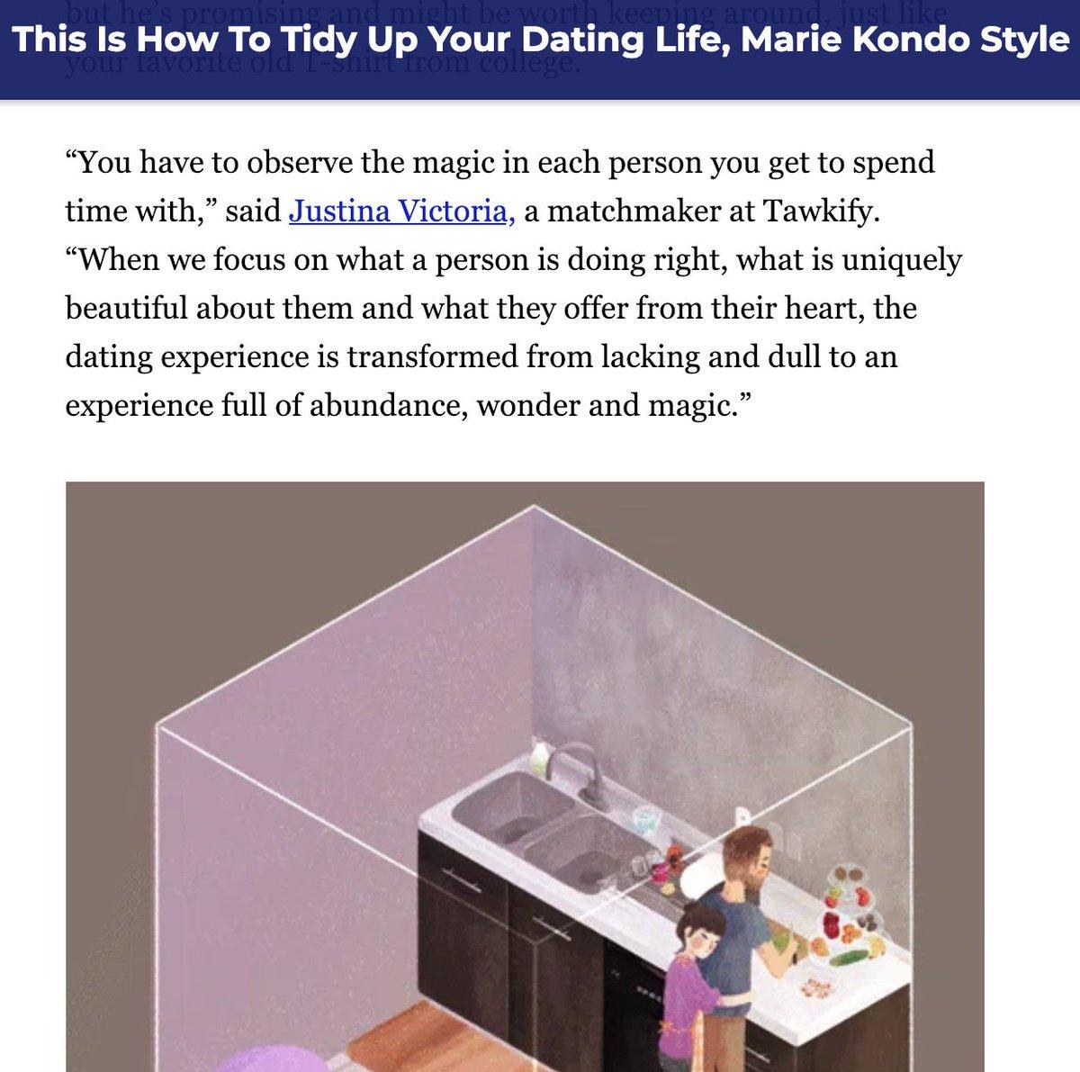 Online Dating kyss første date
