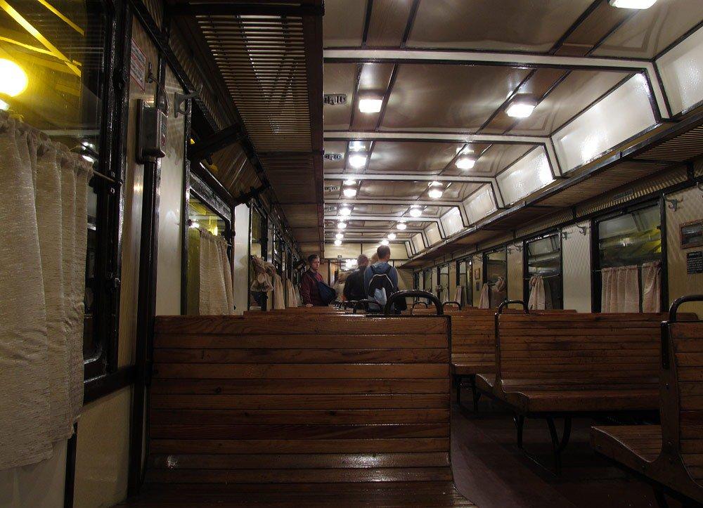 фото общего вагона поезда ржд ним бережно