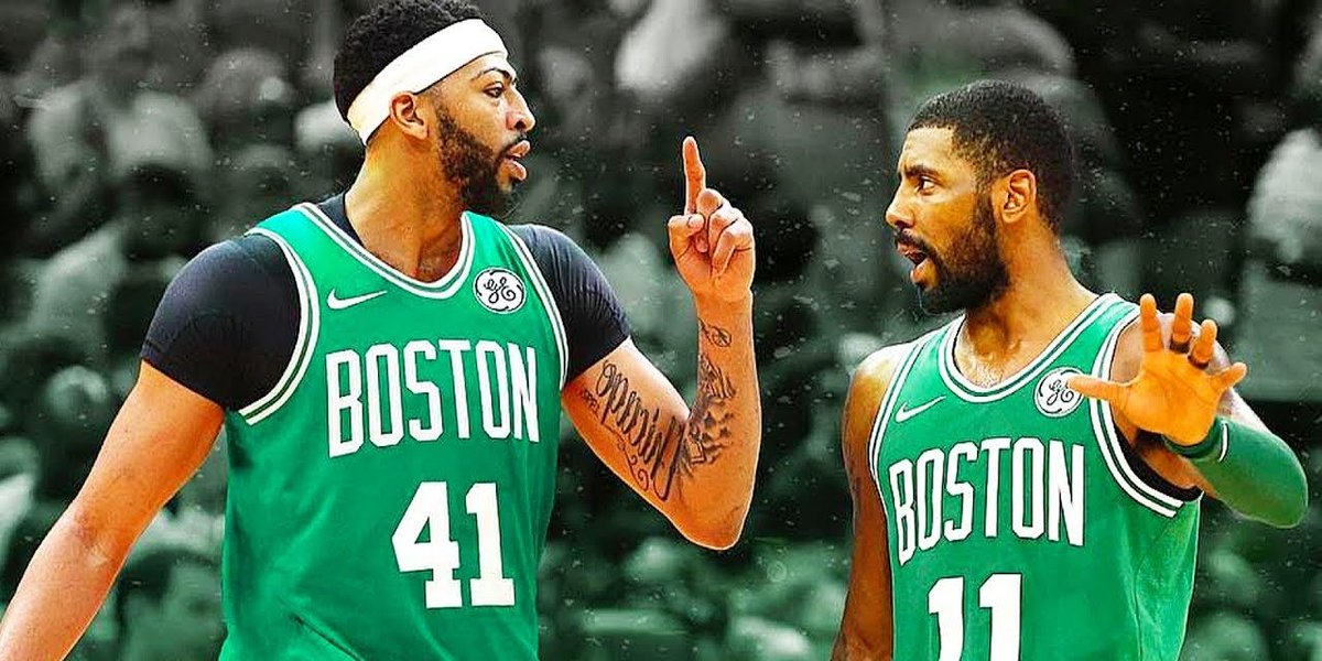 🚨NEW #CELTICSBEAT PODCAST: @HPbasketball!🚨  ANTHONY DAVIS wants OUT of New Orleans! Covering all angles on #Celtics, #Lakers, and other suitors.  Is Gordon Hayward a liability?  How close are C's to #Warriors?  LISTEN: https://youtu.be/fOrrNbPVJMU   SUBSCRIBE: https://itunes.apple.com/it/podcast/celtics-beat-covering-nba-boston-celtics-clns-media/id908834698?mt=2#episodeGuid=5602b40b820045db98cf43241a65d38c …