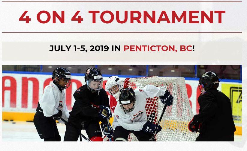 Hockey Calgary On Twitter The 2019 Okanagan Hockey Four On Four