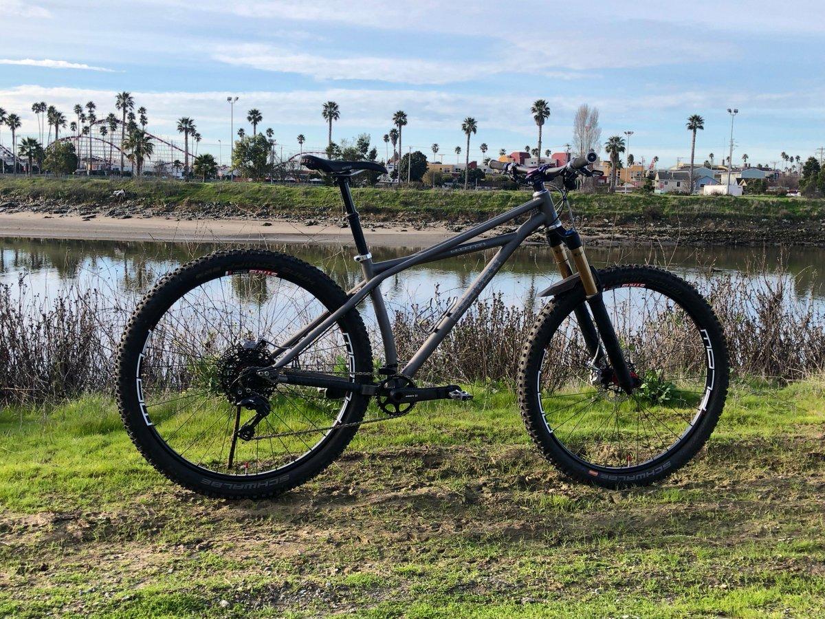 2d0e8fc1aa27 XACD titanium bike ( XACDalisa)
