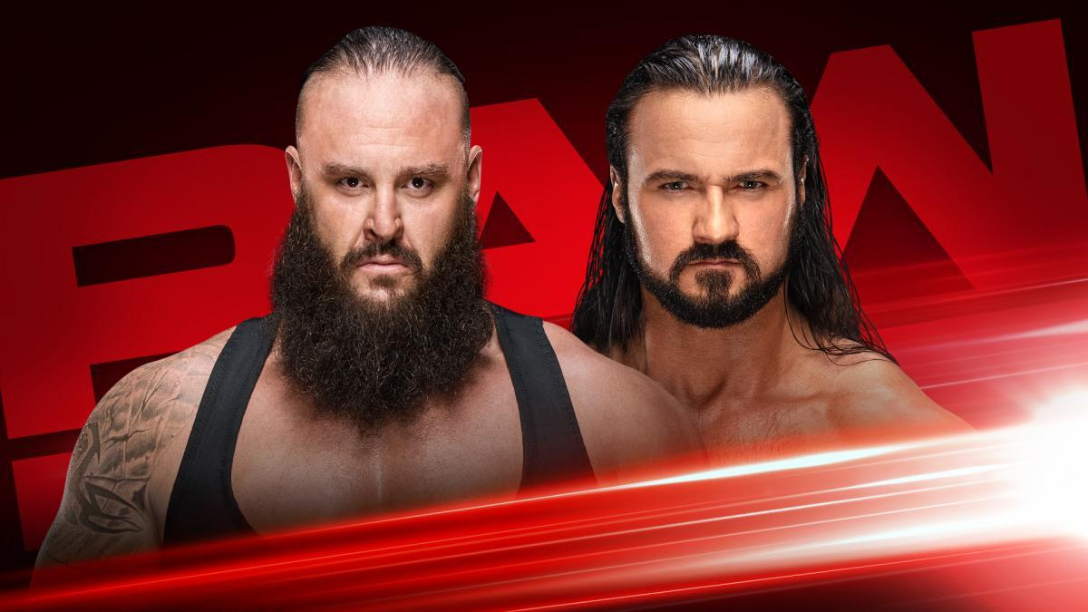 WWE Elimination Chamber Qualifying Matches And More Announced For Tonight's WWE RAW