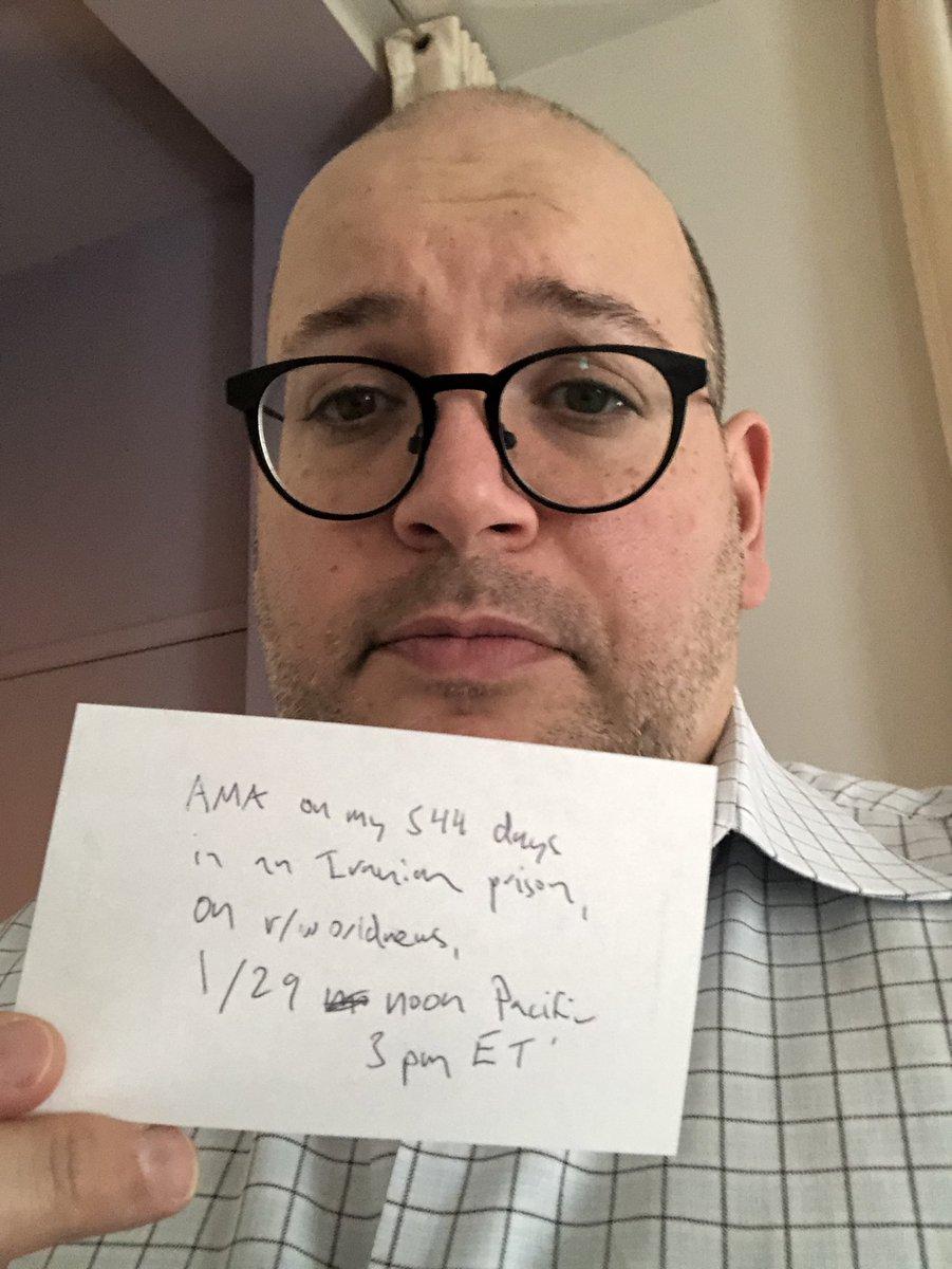 Jason Rezaian on Twitter: