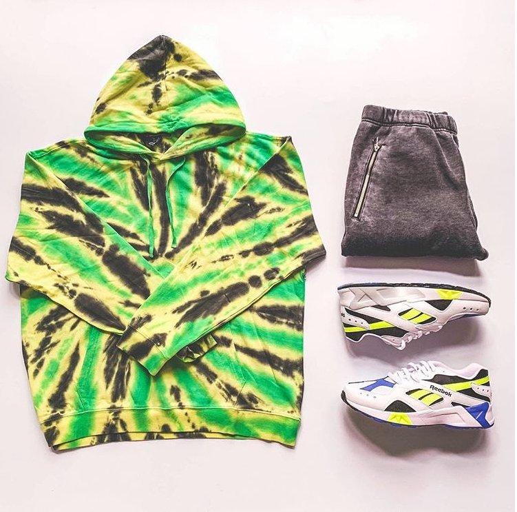 icymi we carry reebok sneakers ig kylekelley shop the reebok aztrek sneaker  here 96dbcdec5