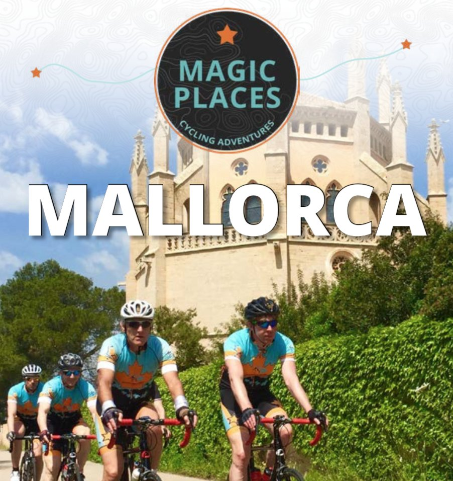 test Twitter Media - Our next big giveaway...a 9-night #Mallorca Spain Cycling Experience w/ @MagicPlacesCA. Register for the 2019 @axelsgranfondo by Feb. 14th (2pm) and you'll be entered win this awesome prize. Full details: https://t.co/eWaBXnbOyN #granfondo #cycling https://t.co/kqeTlTd5fA