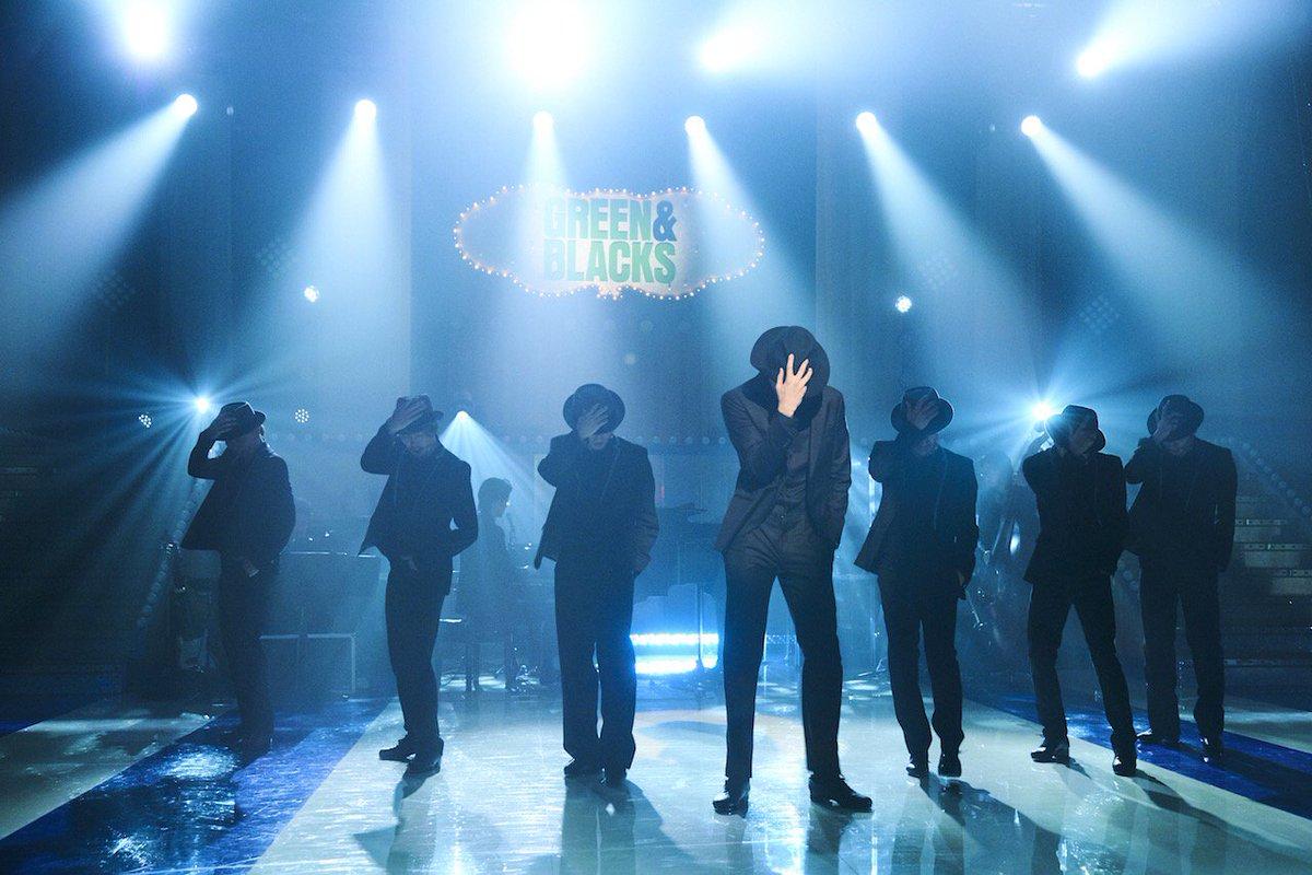 新春ミュージックショー拡大版でお届けしました「グリーン&ブラックス」第22話、メンバーズオンデマンド