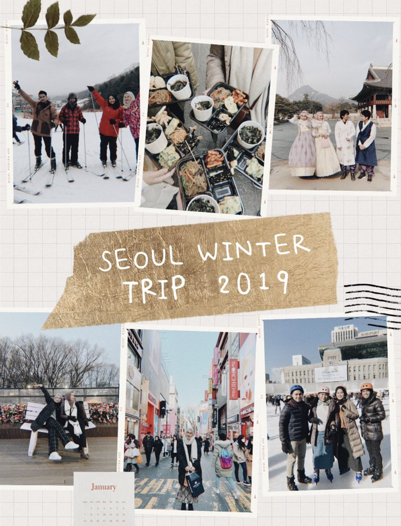 7D6N WINTER TRIP IN SEOUL, SOUTH KOREA ❄️ 🇰🇷  I'll be sharing all the deets /  preparation / tips / food / places / airbnb / budget & etc.  🗓 Travel Date : 18th - 24th January 2019 💸 Total Expenses :  RM 2.4k all in (exclude shopping)   (ISSA THREAAAAAAAD)