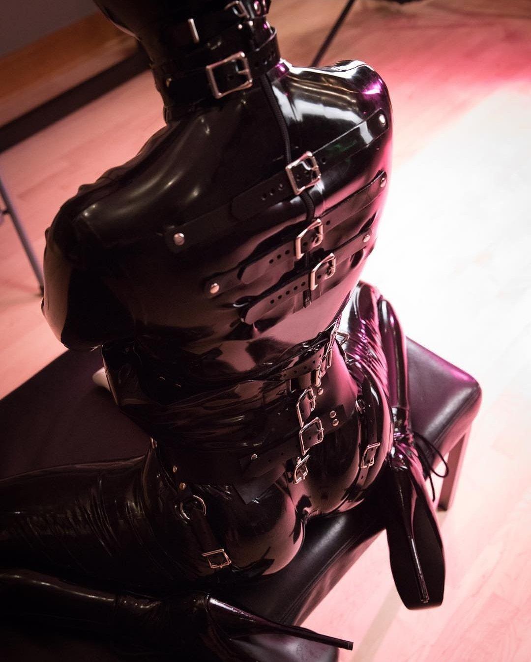 Bondage Ballet Boots