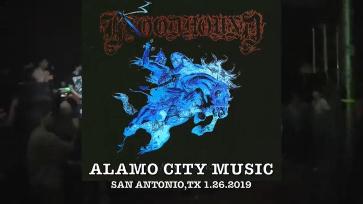 Bloodhound Full Set 2019  San Antonio Hardcore    @BloodhoundHC   https://www.youtube.com/watch?v=HXu1MEjiSGc&index=12&t=0s&list=PLhWHC_JlFlcIbkfIph7-1pmO-EI7LbjWN…