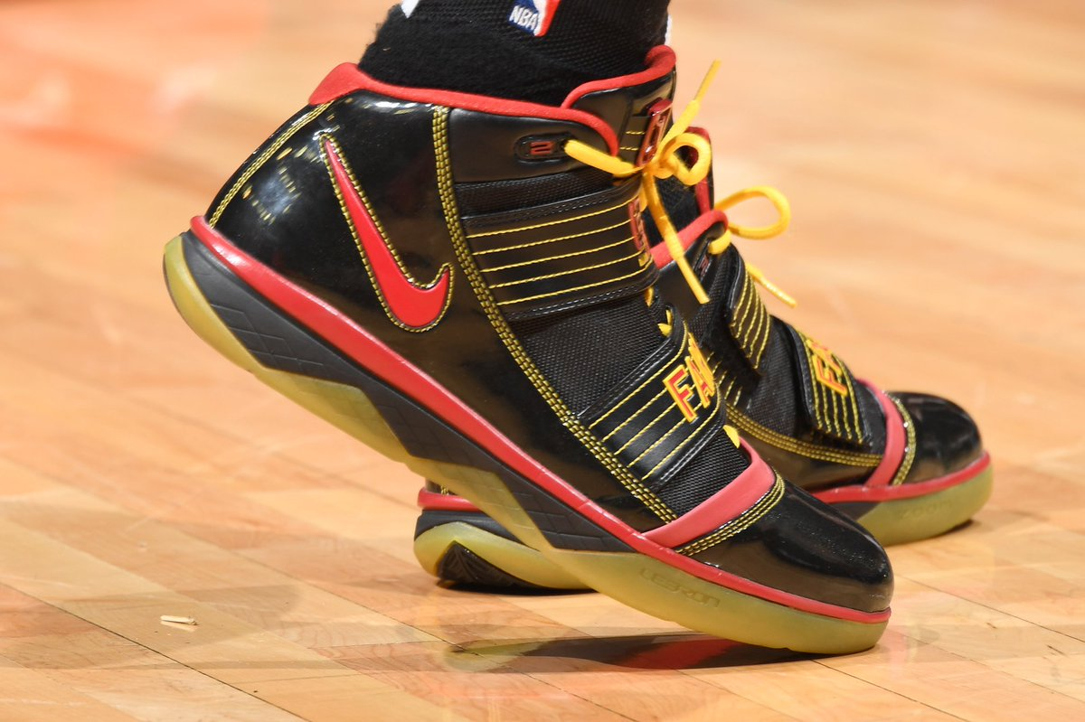 170b927e096 Rare Fairfax Zoom Soldier 3 PEs from  taureanprince tonight. pic.twitter .com auYyDnptRq