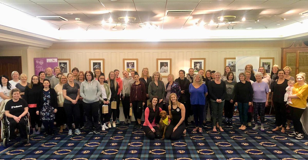 Leading a group of 50 women through a morning of self-love, self-awareness and self-compassion. What an inspiration 💜  #Health #fitness #mentalhealth #itsallaboutyou