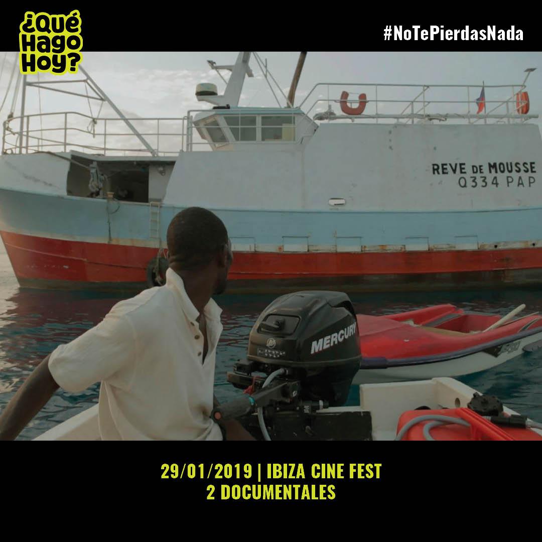 🗓️ 29/01/2019 | 19h00 | Can Jeroni Centre De Cultura | Documental Le vrai film est ailleurs + documental Rêve de Mousse · Film