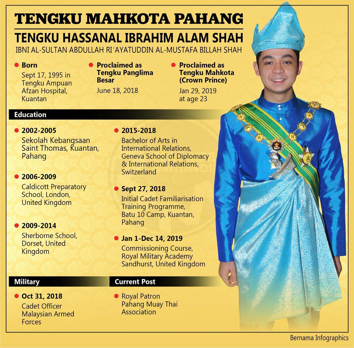 Tengku Alam Shah