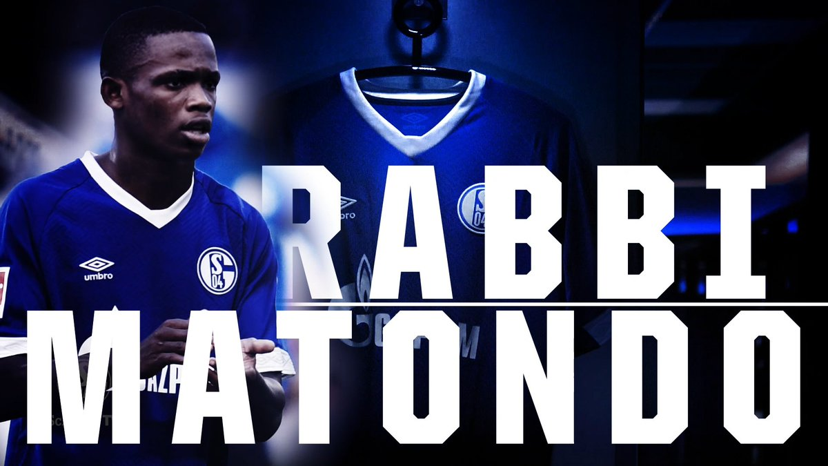 ae976402531 Done deal! Matondo joins Schalke from Manchester City! Schalke have been  busy about their ...