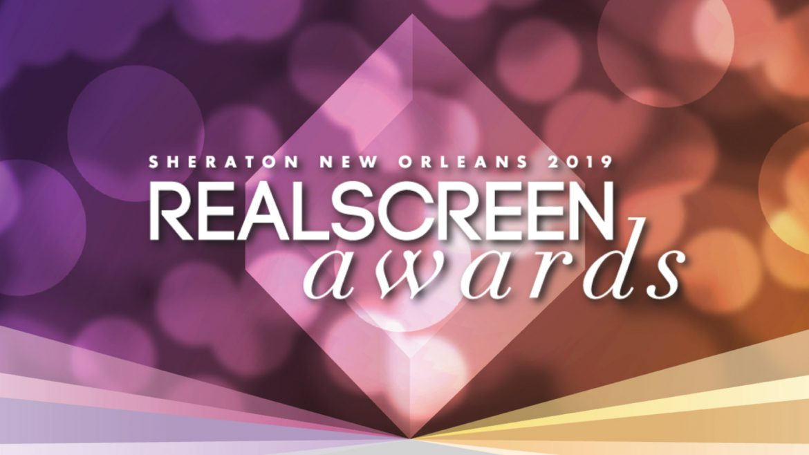 Excited for the #Realscreen19 Awards tonight! #OneStrangeRock is nominated in the Non-Fiction: Science & Technology category 🤞🏆🤩