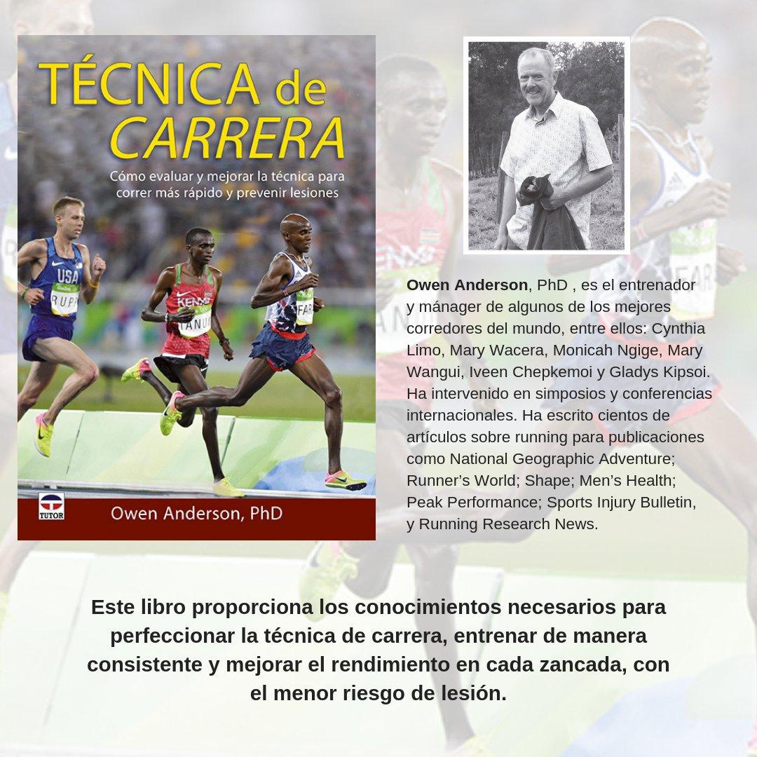 Entrenamiento mejorar tecnica de carrera