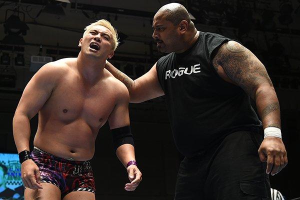 """NJPW: """"Road to the New Beginning"""" El adiós de KUSHIDA 3"""
