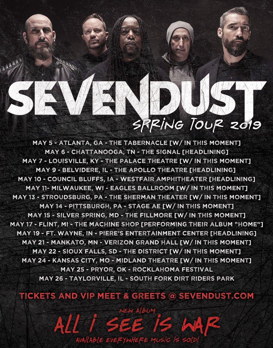 SEVENDUST (@Sevendust) | Twitter