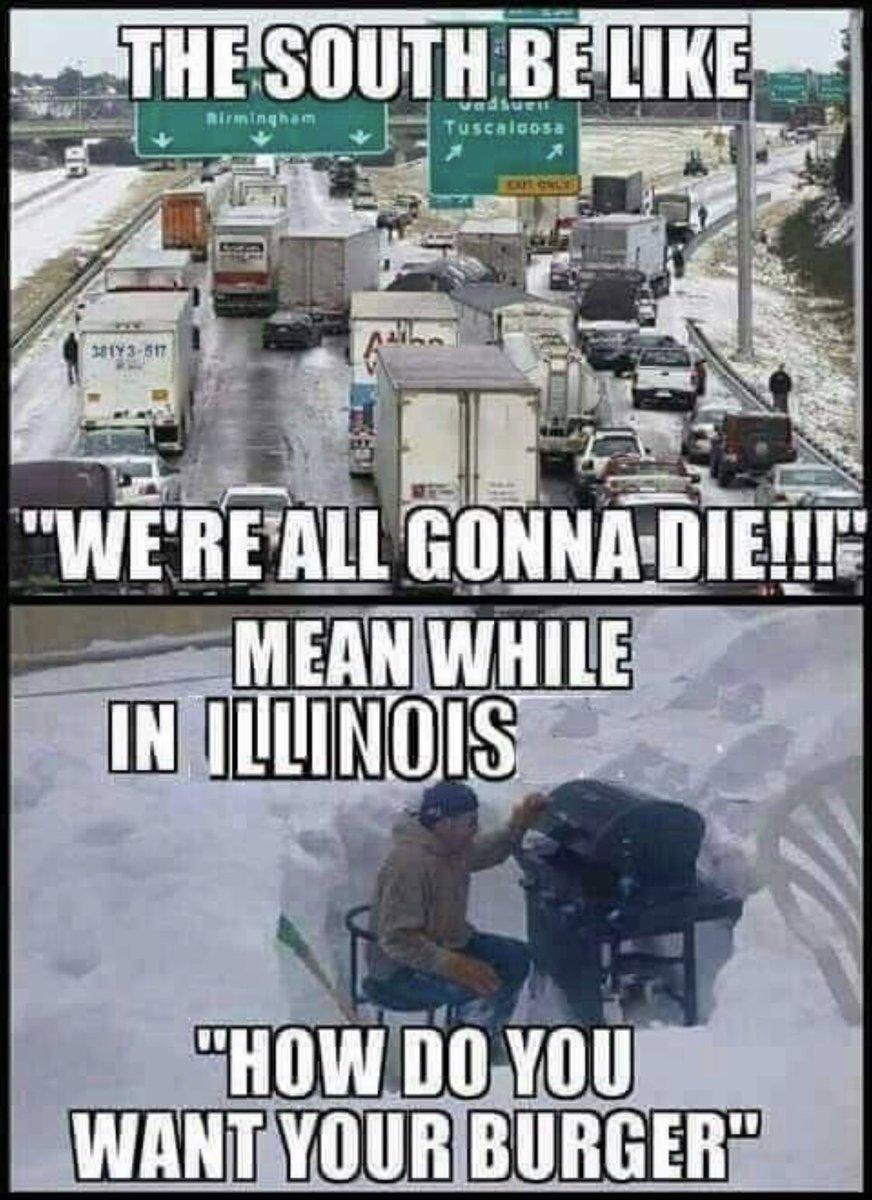 RT @chiataglance: A little weather humor! Stay warm!! #polarvortex #Chicago #midwest #humor https://t.co/Gz4huTOgr4
