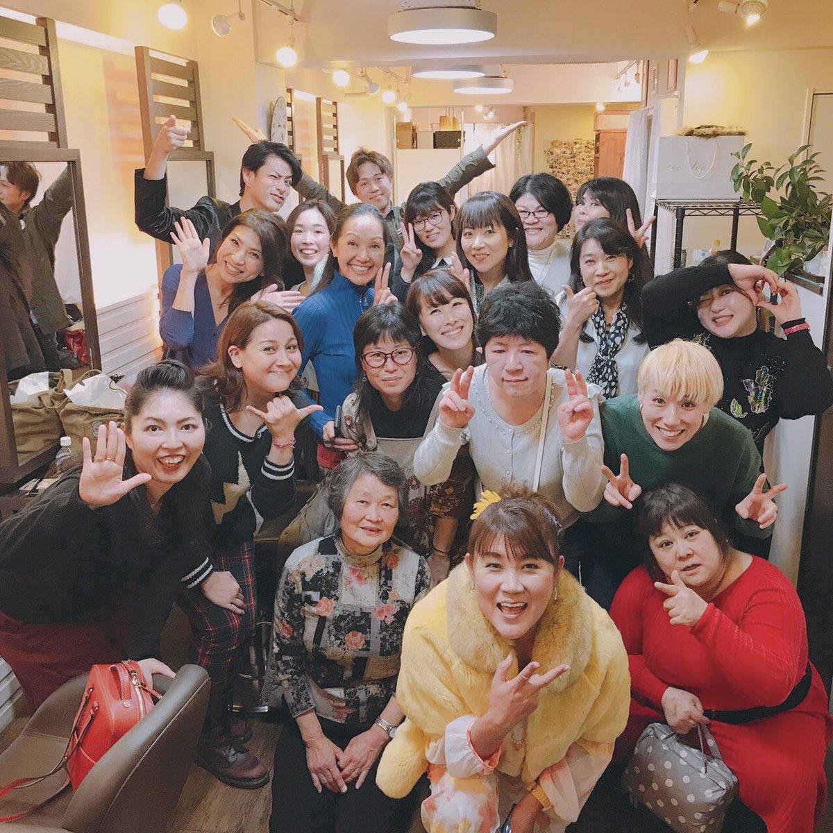 """橋爪ヨウコ(こじらせハスキー) on Twitter: """"山田邦子さんとの女子会 ..."""