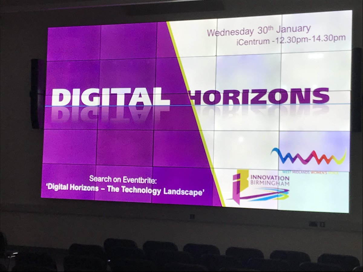 test Twitter Media - Interested in the West Midlands Digital Strategy and getting more Women into tech?  Our own Sallie Allen will be speaking at the Digital Horizons event tomorrow at iCentrum.  To book free tickets, click https://t.co/JAtZIHtnQW  Please join us! #WomenInTech https://t.co/OEyyWFnYWa