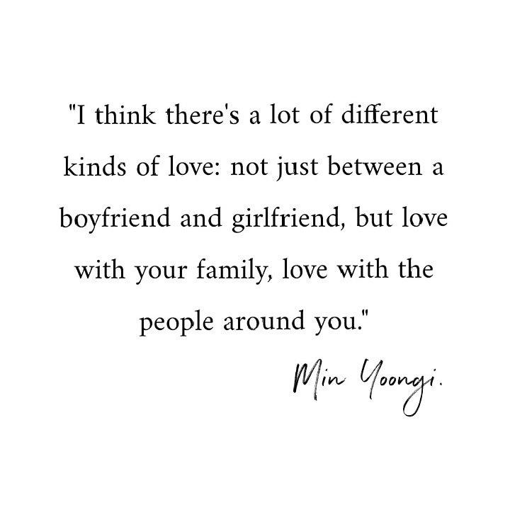 True U On Twitter A Quote By Min Yoongi Bts Twt Minyoongi