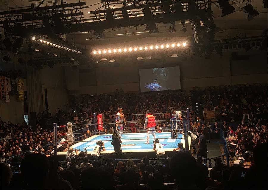 """NJPW: """"Road to the New Beginning"""" El adiós de KUSHIDA 5"""